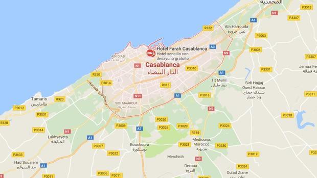 Al menos 15 muertos por una estampida humana durante un reparto de comida en Marruecos