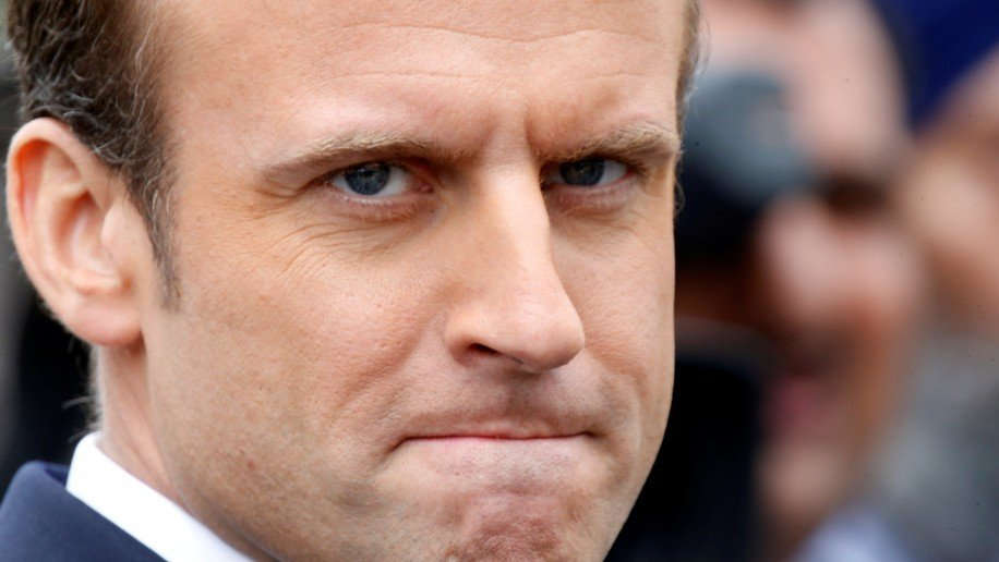 Emmanuel Macron, el arrogante