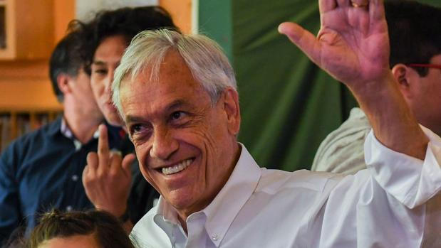 Piñera disputará a Guillier el 17 de diciembre la Presidencia de Chile