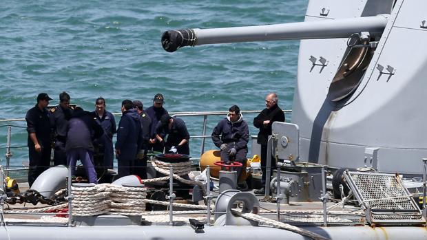 Crece la angustia tras una semana sin noticias del submarino argentino perdido