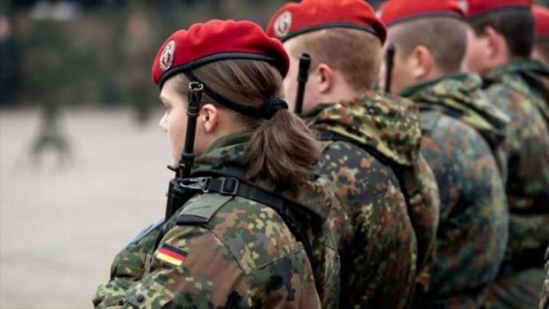Se multiplican los abusos sexuales dentro del Ejército alemán