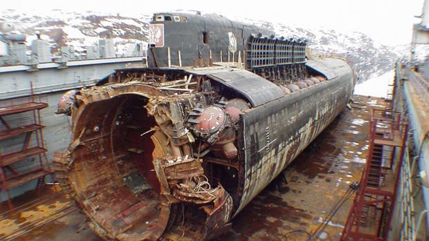 Scorpion, Pacocha, Kursk... el cementerio de los submarinos