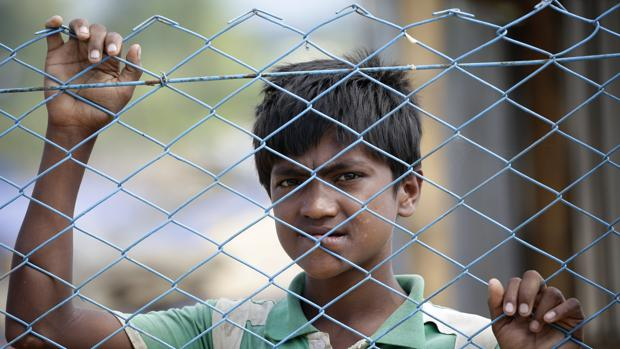 Un refugiado rohingya, en una imagen de archivo