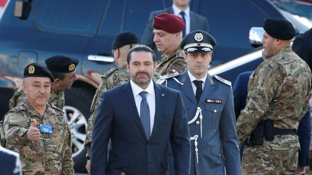 Hariri retira su dimisión como primer ministro de Líbano a petición del presidente