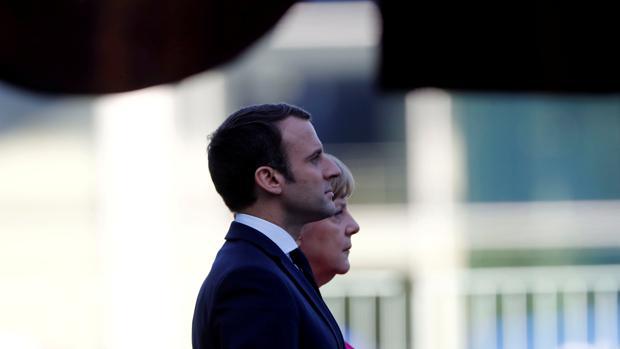 Europa y Macron, primeras víctimas de la crisis de Merkel y Alemania