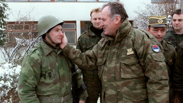 Mladic, un criminal bajo la piel de un devoto del nacionalismo