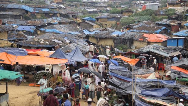 Birmania y Bangladés acuerdan el regreso de los refugiados Rohingyas