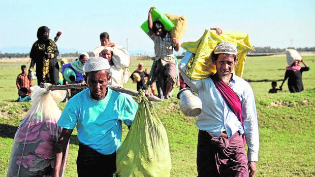 Hemeroteca: «Nos están matando en Birmania»   Autor del artículo: Finanzas.com