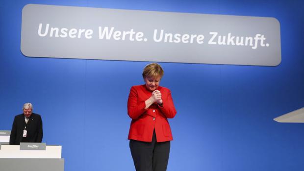 La reagrupación de refugiados dificulta la gran coalición alemana
