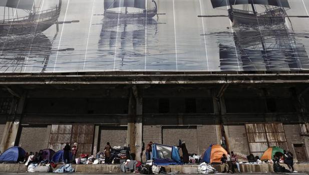 Hemeroteca: Refugiados sirios protestan por la lentitud de la reunificación familiar | Autor del artículo: Finanzas.com