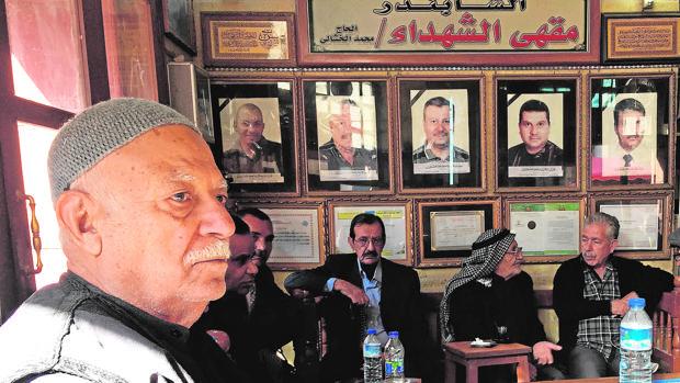 El último siglo de Irak a través de una tetería