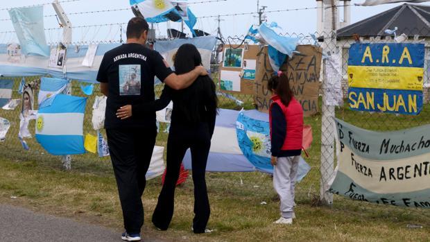 La Armada argentina da por muertos a los tripulantes del 'ARA San Juan'