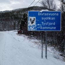 Entrada a Tysfjord