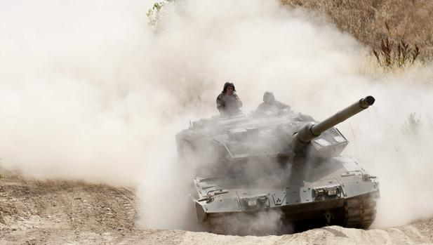 «Europa no tiene ejército y se gasta mucho más en Defensa que Rusia y China juntas»