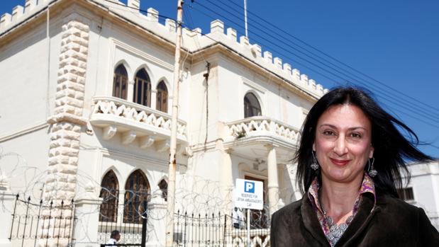Detenidas en Malta diez personas por el asesinato de la periodista que investigaba la corrupción del Gobierno