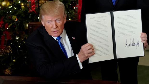 Trump reconoce a Jerusalén como la capital de Israel y caldea Oriente Próximo