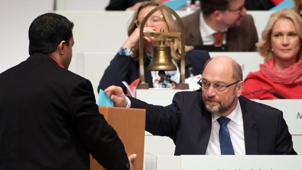 La gran coalición alemana comienza a negociarse el miércoles