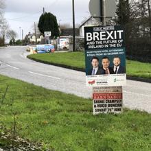 Convocatoria de una reunión sobre el Brexit y el futuro de Irlanda