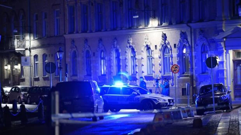 Tres detenidos por un ataque incendiario a la sinagoga de Gotemburgo