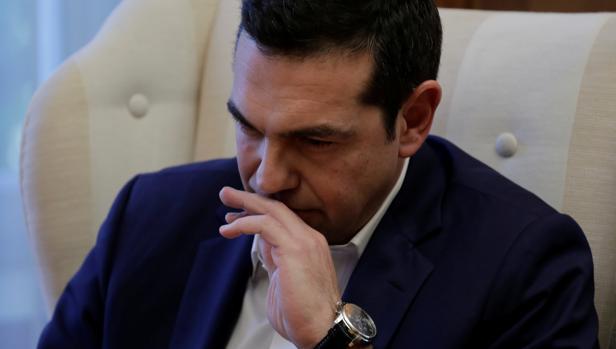 El primer ministro griego, Alexis Tsipras, en una imagen reciente