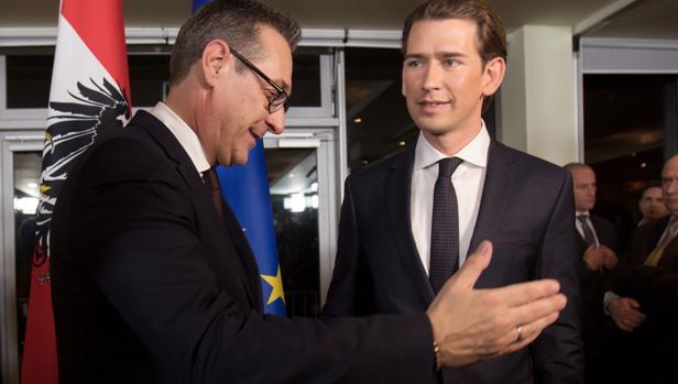 El nuevo gobierno de Austria se posiciona contra Merkel