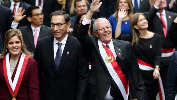 El presidente de Perú podría ser destituido el próximo jueves por vínculos con Odebrecht