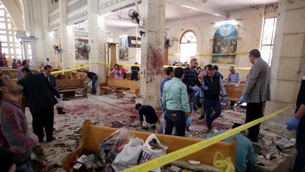 Cristianos de Oriente Próximo, en el punto de mira