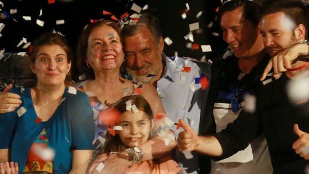 Alejandro Guillier, de presentador de televisión a la lucha política