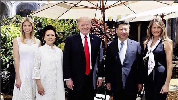 «America First»: Trump declarará competidores a China y Rusia en su estrategia de seguridad nacional