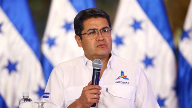 El TSE declara a Juan Orlando Hernández como vencedor de las presidenciales de noviembre en Honduras