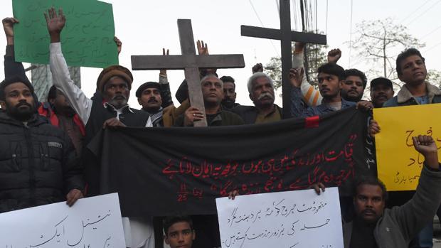 Los cristianos de Pakistán, perseguidos con la «ley de la blasfemia»