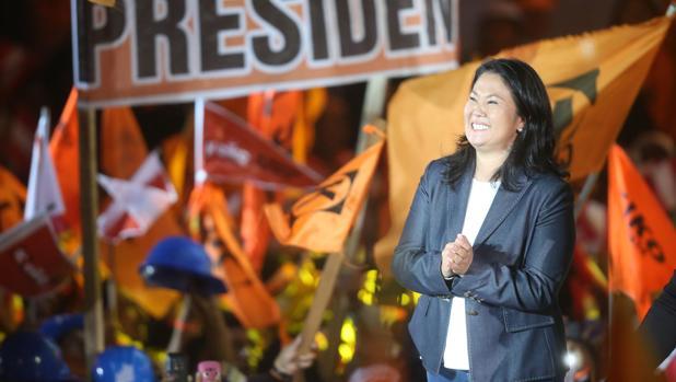 Keiko Fujimori, también acusada de recibir dinero de la constructora Odebrecht