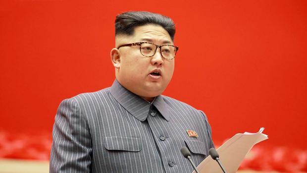 Kim Jong-un dice que Pyongyang supone una «amenaza nuclear sustancial» para EE.UU.