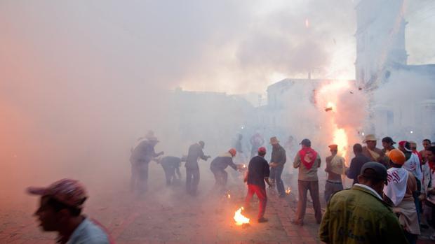 En estado «muy crítico» ocho de los heridos por un accidente pirotécnico en Cuba