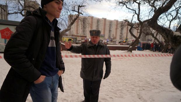 Al menos un muerto y dos heridos en un tiroteo en una fábrica en Moscú