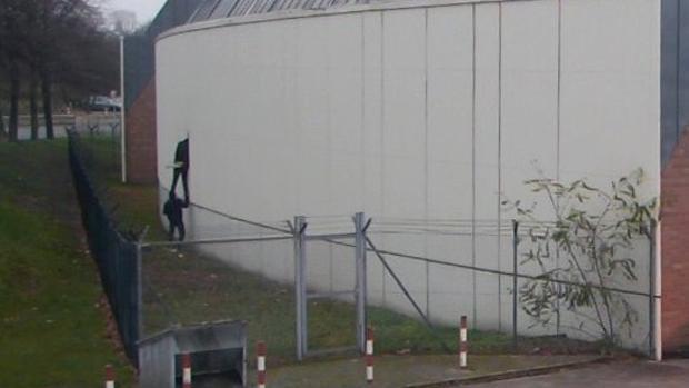 Cuatro presos protagonizan una fuga de película en una cárcel de Berlín
