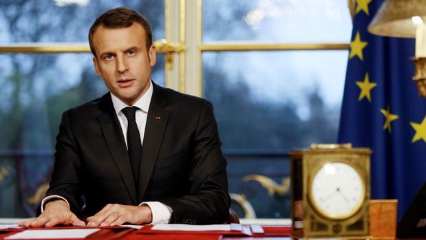 Macron afirma que seguirá reformando Francia desde el conservadurismo liberal