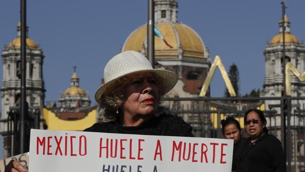 México despide un sangriento 2017: el más violento en veinte años