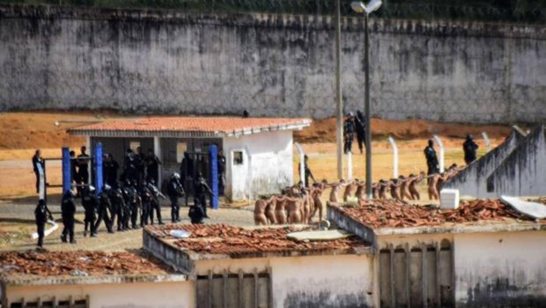 Al menos 9 muertos durante un motín en una cárcel de Brasil