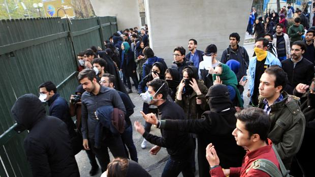 La represión del Gobierno iraní no consigue silenciar las calles