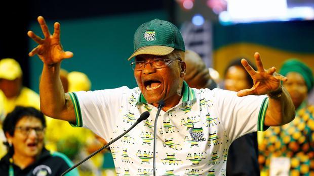 El controvertido Zuma dilapida el legado de honradez de Mandela en Sudáfrica