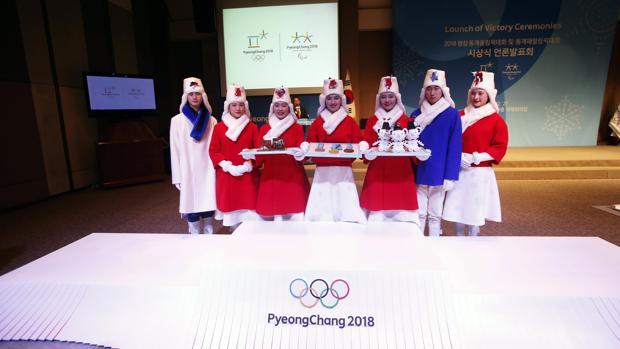 Deshielo entre las dos Coreas por las Olimpiadas de invierno en el Sur