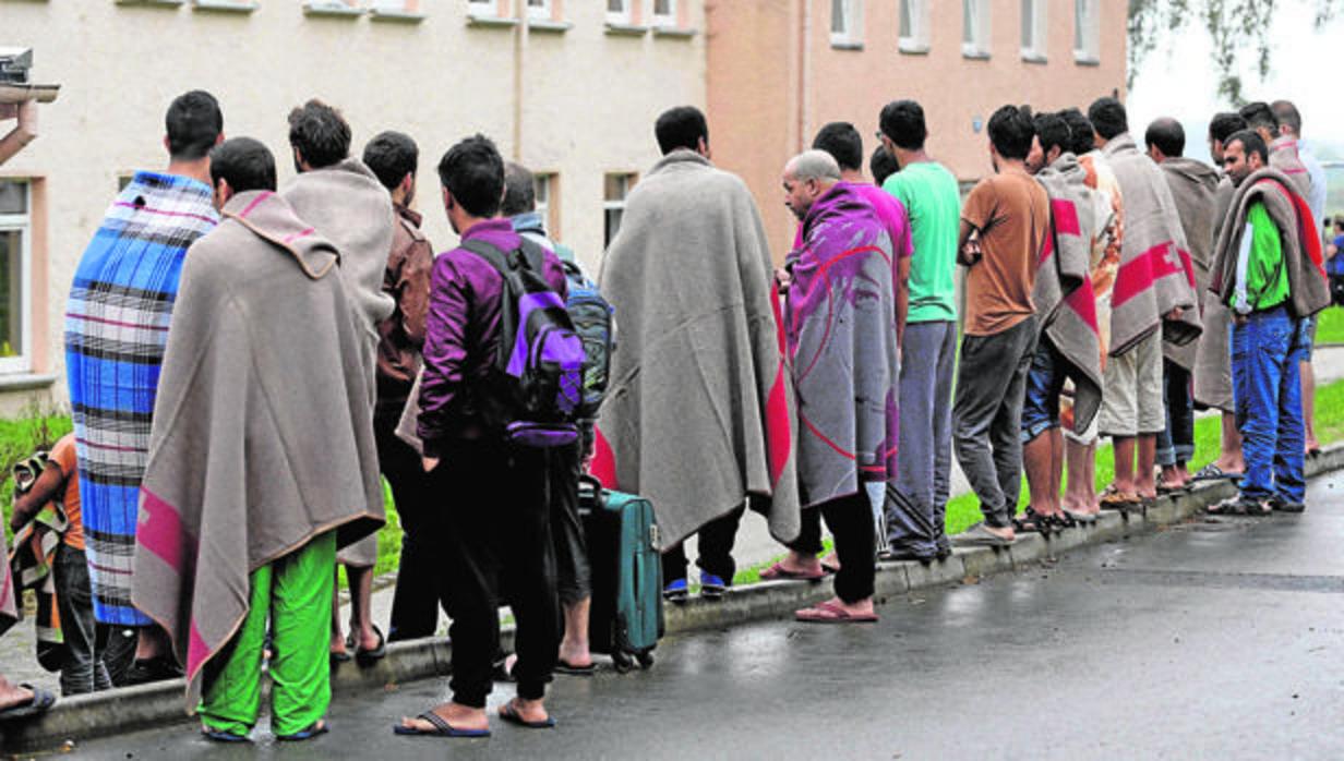 Los médicos alemanes rechazan hacer pruebas de edad a los refugiados