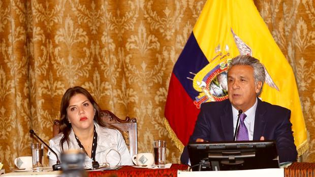 El vicepresidente de Ecuador, en prisión por el caso Odebrecht, cesa de su cargo por ausencia