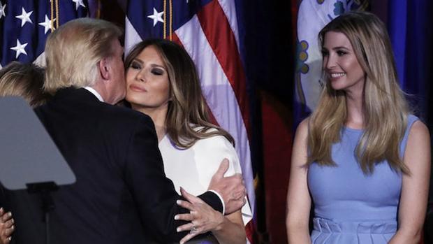Melania lloró de pena e Ivanka quiere ser presidenta, revelaciones explosivas sobre los Trump