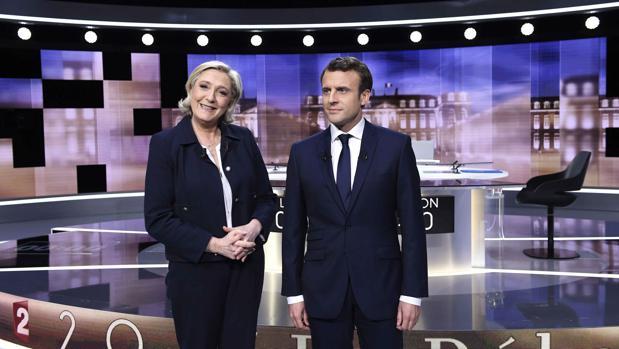 Marine Le Pen se propone cambiar de nombre al Frente Nacional, partido fundado por su padre
