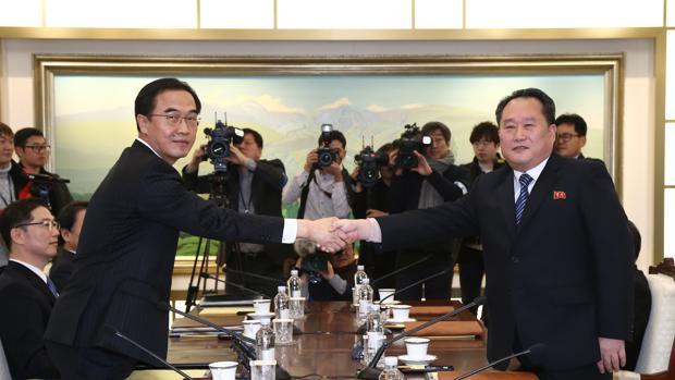 Corea del Norte pide participar en los Juegos Olímpicos de invierno en el Sur