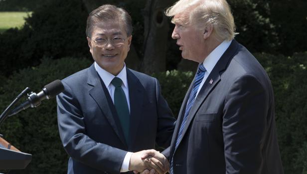 Trump, dispuesto a entablar conversaciones con el régimen norcoreano