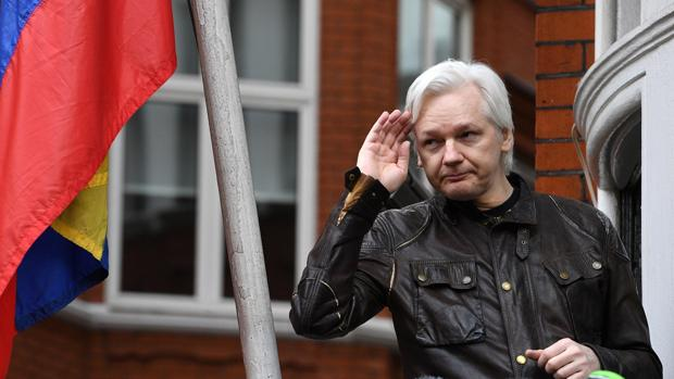Julian Assange solicitó la nacionalidad ecuatoriana el pasado mes de septiembre