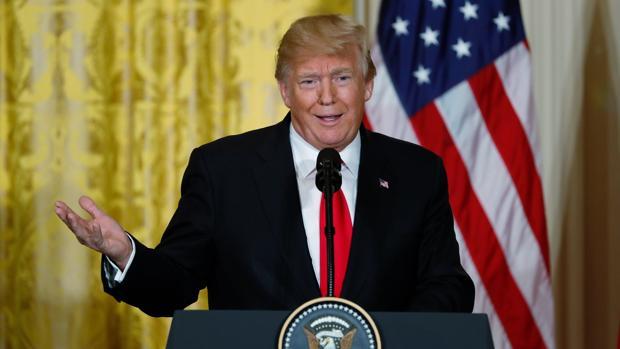Trump rectifica y eludirá entrevistarse con el fiscal especial de la trama rusa